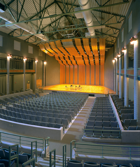 Photo of Catalina High School recital hall