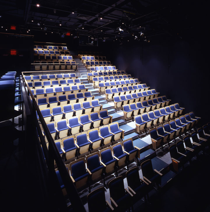 Photo of 199-seat theater