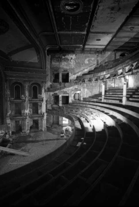 Majestic Theater Photograph