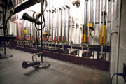 Photo of Lupin Hall rigging
