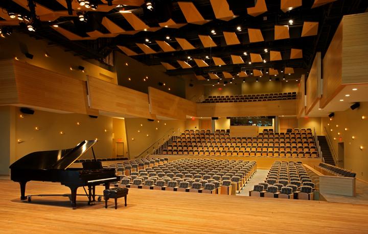 Robert Davis LLC - Zankel Music Building - Skidmore ...