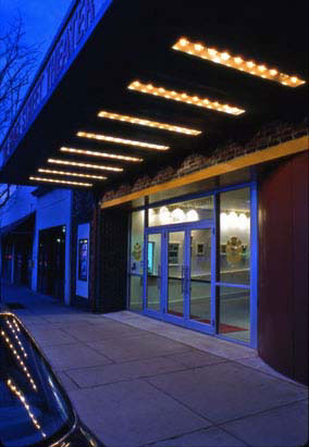 Photo of Grace Street Theater exterior